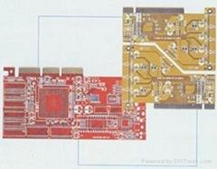 Wireless Network-Card Board