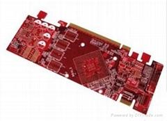 8L PCB for VGA Card