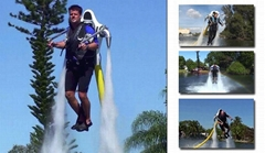 jetlev make you fly in the air