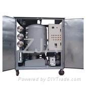 ZJA Two-Stage high efficiency vacuum oil purifier series