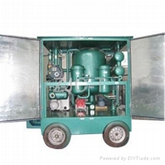 ZJC-T  Vacuum Waste Oil Reclaiming Machine