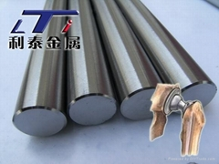Medical titanium alloy bars