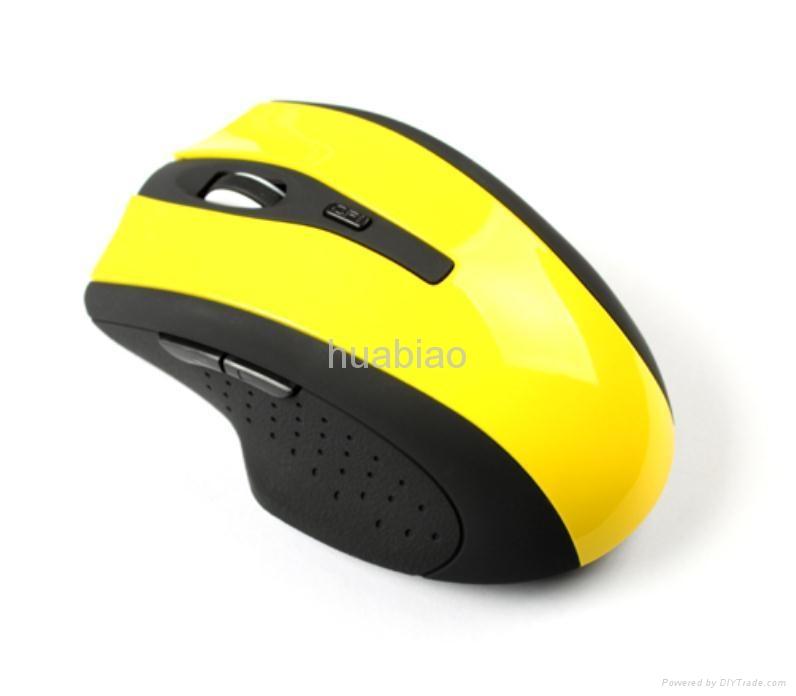 2.4G无线鼠标,礼品鼠标,电脑鼠标 1