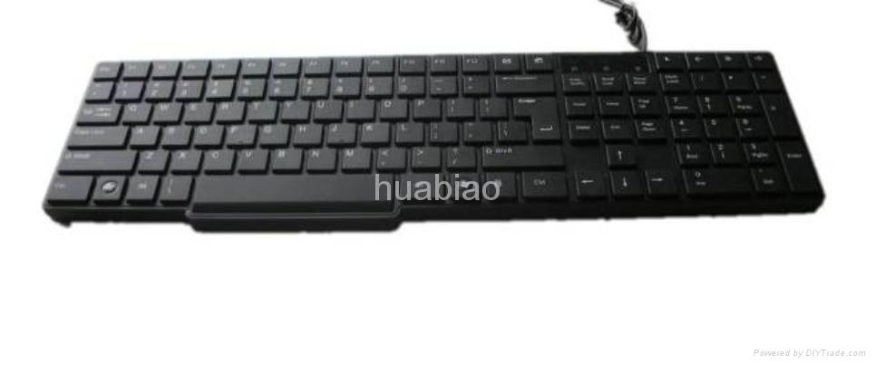 标准键盘,有线键盘,外贸畅销键盘 1