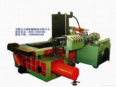 厂家供应Y81液压废金属打包机