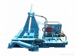 廠家供應Y81液壓廢金屬壓塊機