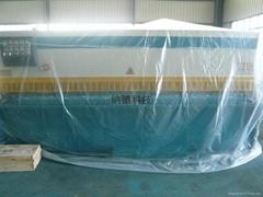 QC12Y-4 × 3200 CNC Hydraulic Swing Shearing Machine