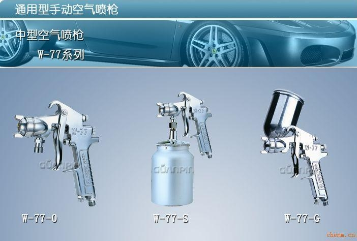 日本岩田W-77中型噴槍 1