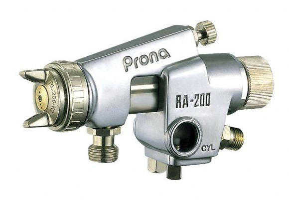 臺灣寶麗RA-200自動噴槍 2