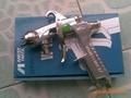 日本岩田W-101具有完美噴塗效果小型噴槍 3