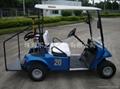 广东东之尼二座电动高尔夫球车 2