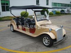 广西桂林八座豪华电动老爷车