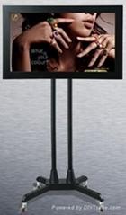 上海32寸高清框架廣告機
