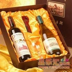 天津红酒盒