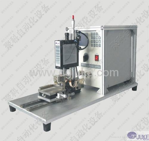 供應聚科品牌脈衝熱壓焊機 4