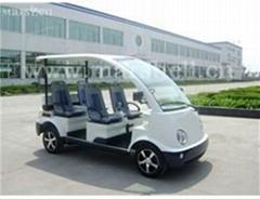 瑪西爾電動觀光遊覽車—翱威4座