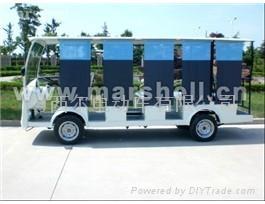 玛西尔观光游览车(DN-14F) 1