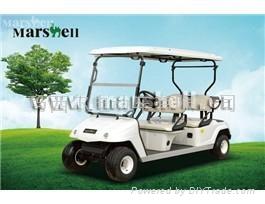 玛西尔四人座电动高尔夫球车 1