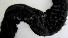 black polyester tow  for good quality
