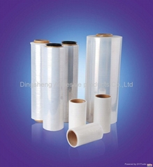 clear pallet wrapping film