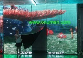 Flexible LED Display (P16 Indoor) 1