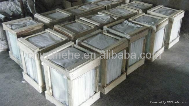 ... 300x400mm Transparent Glass Roof Tile 3