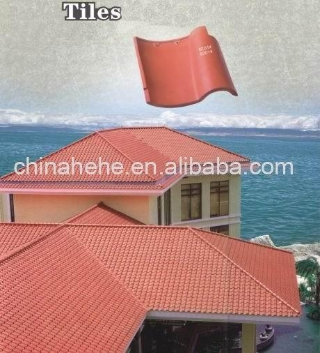 Spanish Style Roof Tile China Bricks Tiles Brick