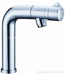 Basin Faucet Hot & Cold Mix single lever basin mixer Face basin bibcock series