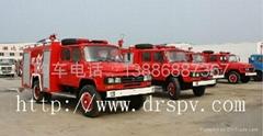 东风4吨消防车