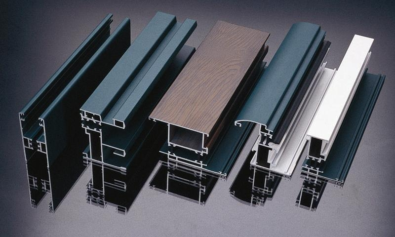 aluminum extrusion profile fr ap05 freecom china shaped building material construction. Black Bedroom Furniture Sets. Home Design Ideas