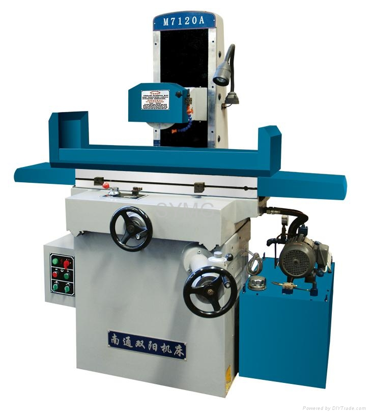 Name Brand Surface Grinding Machine M7120A (500*200) 1