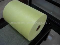 Fiberglass Tissue Mat