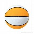 rubber basketball 2