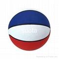 rubber basketball 4