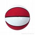 rubber basketball 5