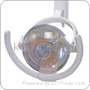 operation lamp  for dental chair unit