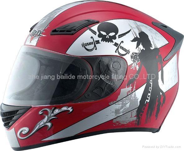 摩托車頭盔