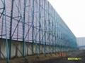 防尘网护栏网隔离栅围栏