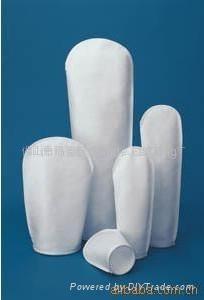 Micron grade acupuncture felt filter bag 2