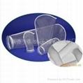 Stainless steel mesh filter bag