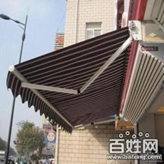 蘇州伸縮雨篷