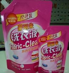 广州洗衣液吸嘴袋