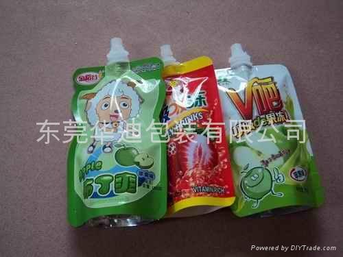 食品果汁吸嘴袋 2