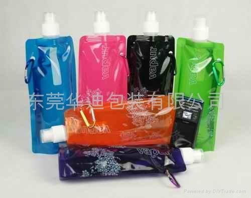 出口環保水袋 3