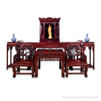 古典红木家具沙发