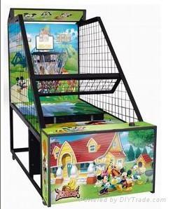 儿童投篮游戏机 1