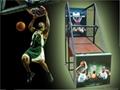火箭球迷篮球机  2
