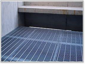 超峰平台鋼格柵板 1