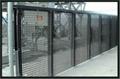 超峰鋼格柵板護欄