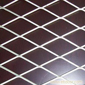 超峰菱形鋼板網 1